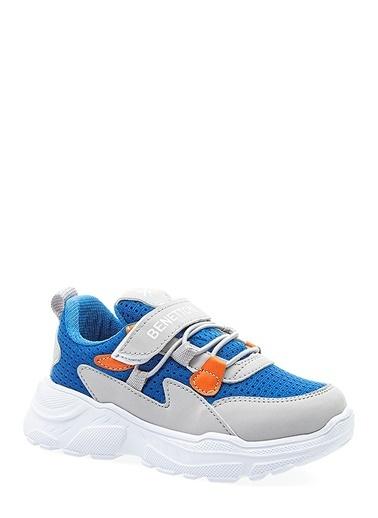 Benetton Bn30168  Çocuk Spor Ayakkabı Gri